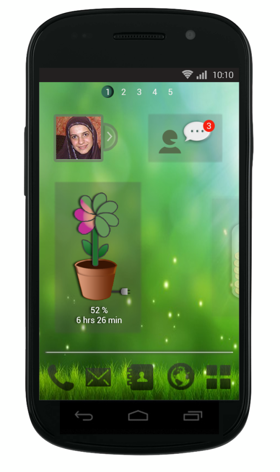3.Home-screen
